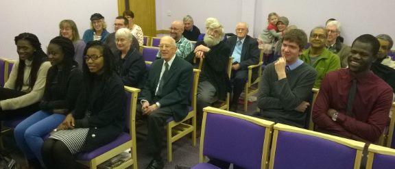 Norwich Evangelical Free Church Railway Mission